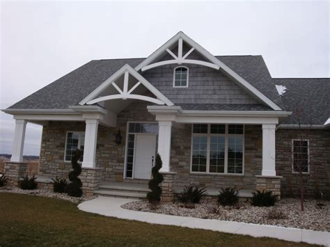 pictures of vinyl siding on houses vinyl siding and stone combination stucco option a nice