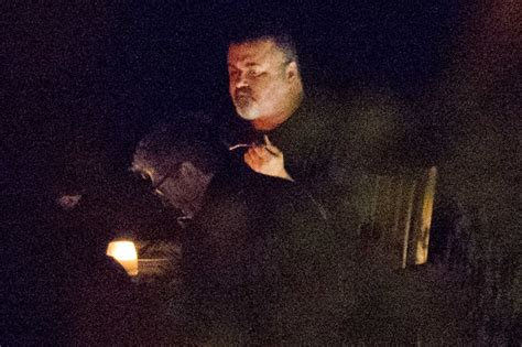 final photos george michael dead wham legend seen out dining in last