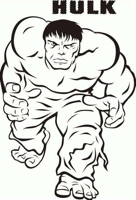 printable hulk banner free coloring pages of hulk word search