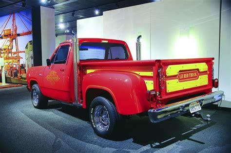 hemmings motor news museum honoring historic haulers a new exhibit at the pete