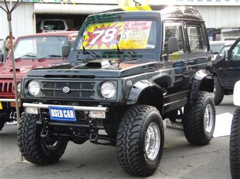 Suzuki Jimny Build 1000 Images About Cars And Trucks Big N Small On