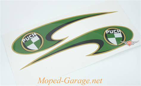 Puch Tank Aufkleber by Moped Garage Net Puch Ms 50 Mv Vs Ds Tank Aufkleber Satz