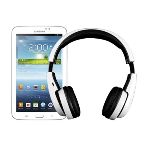 Headset Samsung Tab S free samsung galaxy tab 3 with groovez bluetooth headphones