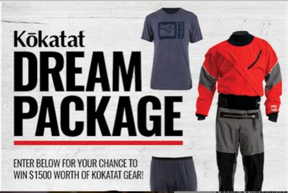 Kayak Giveaway 2017 - adventure kayak magazine dream package giveaway sun sweeps
