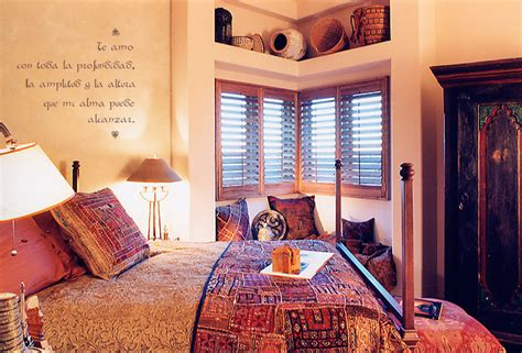 southwestern bedroom ideas southwestern styled bedroom