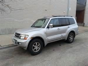 2001 Mitsubishi Montero Limited For Sale Find Used 2001 Mitsubishi Montero Limited Sport Utility 4