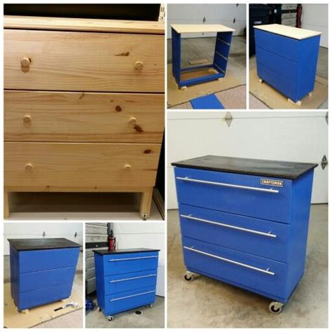 old dresser rolling tool cabinet crafty nest 7 best images about repurposed furniture on pinterest