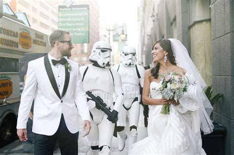 this wars wedding is equal parts and chic huffpost
