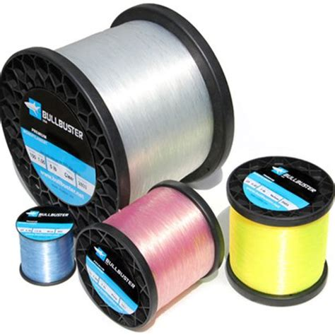 why use on fishing line bullbuster brand direct bulk fishing lines