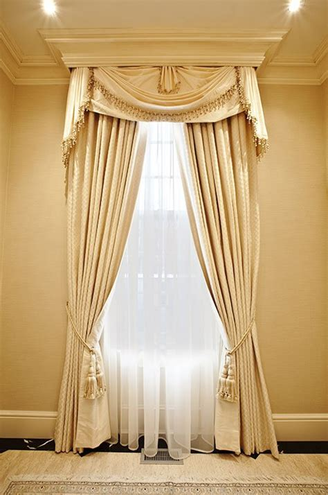 luxury drapery interior design виды карнизов для штор