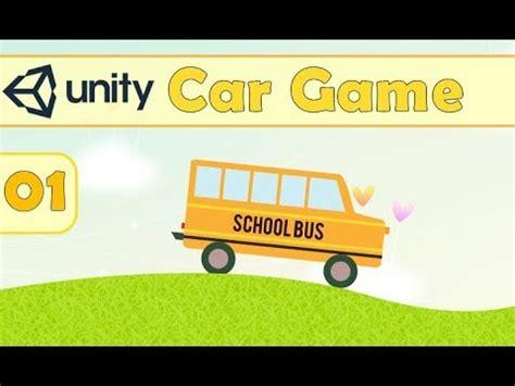 unity 2d racing car game in hindi / urdu [01] youtube