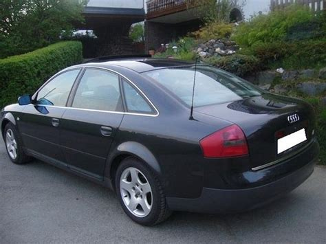 Audi A6 2 5 by Audi A6 2 5 Tdi Technical Details History Photos On