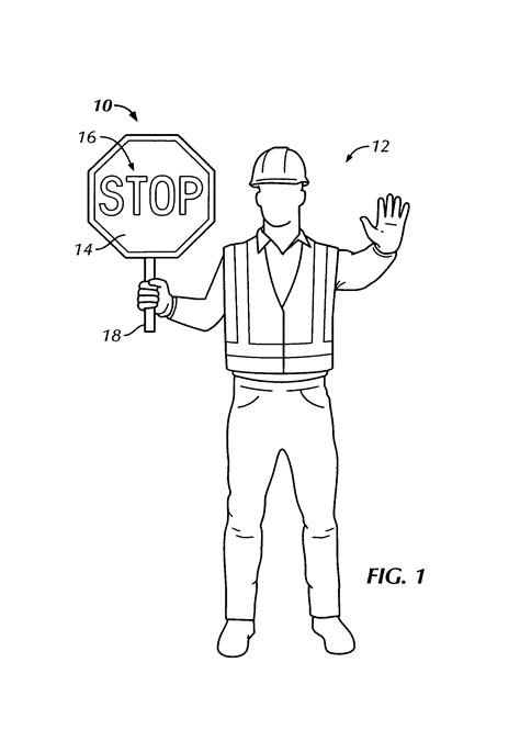 coloring page guard crossing guard free colouring pages