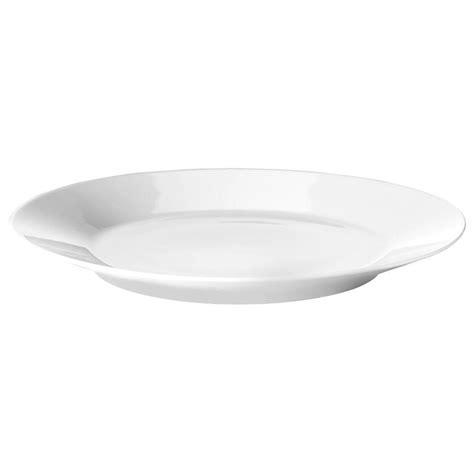 Ikea Smaska Plate 3 Pcs ikea plate white