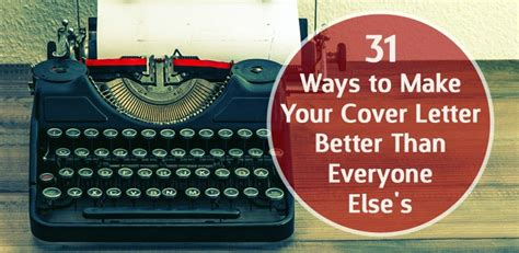 Cover Letter Tips The Muse 31 tips on how to write a cover letter the muse