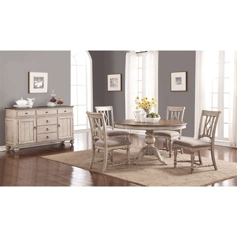 flexsteel wynwood collection plymouth cottage dining room