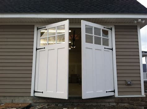 Exterior Garage Door by Wood Garage Doors And Carriage Doors Garage Doors And