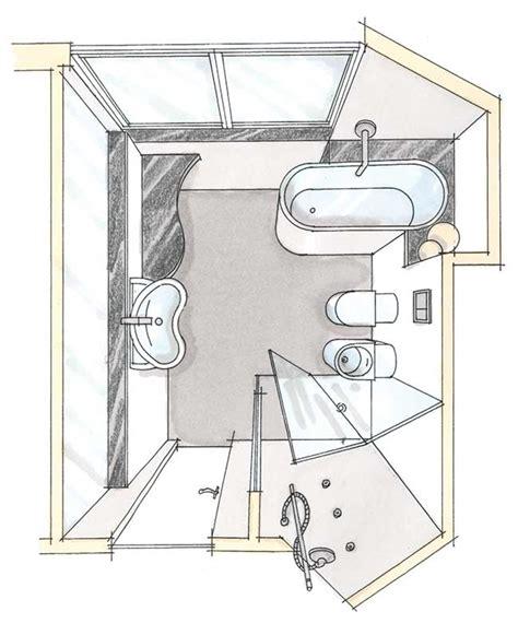 bagno sottotetto bagno sottotetto come disporre i sanitari rifare casa