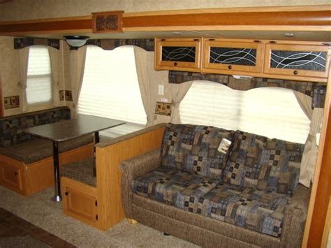 Fifth Wheel With Bunk Beds Rv Parts 2011 Trail 28bh Fifth Wheel By Heartland Rv W Rear Bunk Beds Rvs Cers
