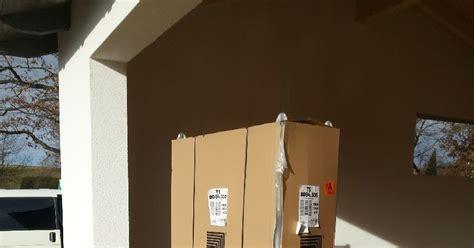 schrank außenbereich aua s baublog elektroverteilung einbau und verdrahtung