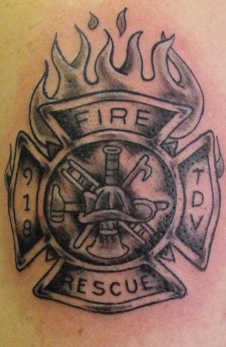 firefighter tribal tattoos firefighter quotes quotesgram