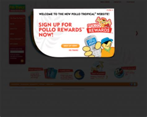 Pollo Tropical Gift Cards - pollo tropical 5 gift card printable coupon
