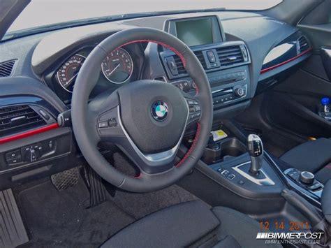 Bmw 116i Sport Interior by Fanis S 2011 Bmw 116i F20 Bimmerpost Garage