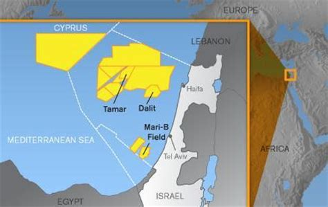 israel: noble energy executes loi for natural gas from