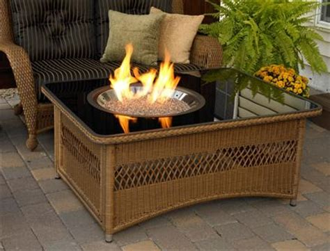 Outdoor Fireplace Table by 5 Amusing Outdoor Firepits For Fall Wheelchair Accessible