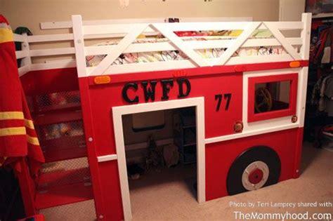 firetruck bunk bed 25 best ideas about truck beds on
