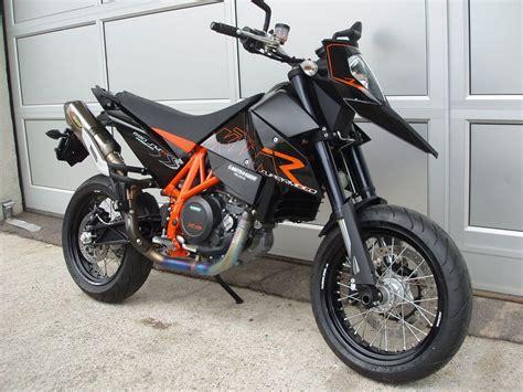 Ktm 690 R Supermoto Ktm 690 Sm Supermoto R Akrapovic Moto Huber D 228 Llikon