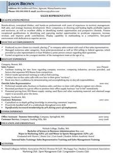 resume samples for sales and marketing sell yourself