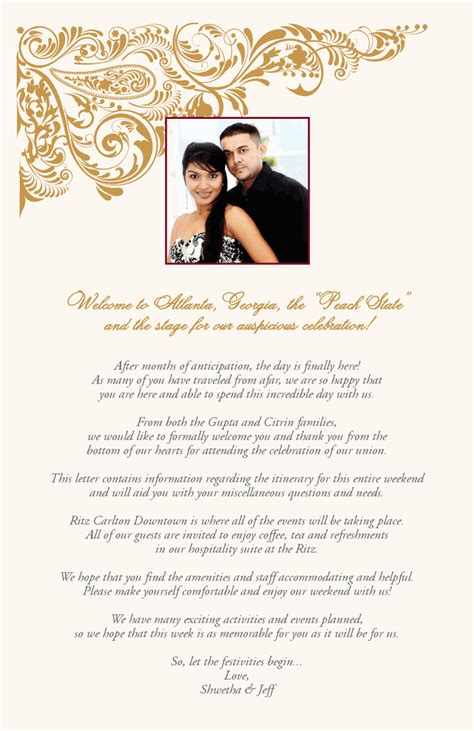 nice wedding invitation covering letter lv crelegant com