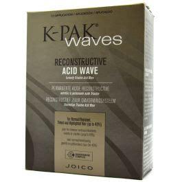 joico k pak waves reconstructive acid wave