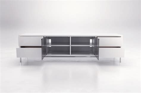 contemporary tv entertainment unit with storage
