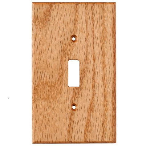white wood light switch covers oak wood wall plates 1 light switch cover