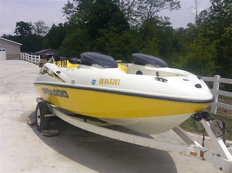 sea doo jet boat in saltwater sea doo bombardier 1999 for sale for 1 boats from usa