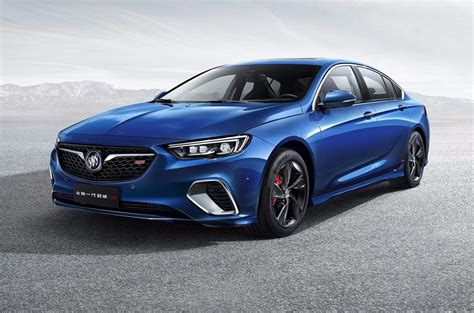 buick regal gs 2018 images of the version more
