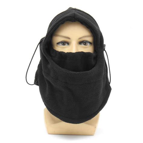 Fleece Dust Mask motorcycle cs mask winter protection dust wind proof