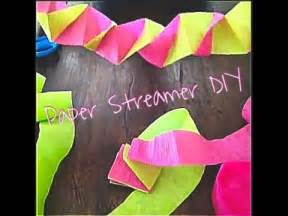 Decorating Ideas With Streamers Paper Streamer Decorations