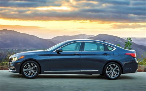 2019 Genesis G80 by 2019 Genesis G80 3 8 Awd Review Car And Driver Review