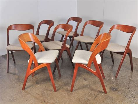 scandinavian teak dining chairs at 1stdibs