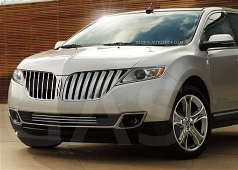 lincoln mkt chrome grill, custom grille, grill inserts