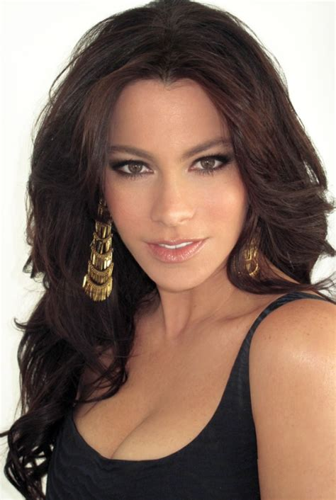 Sofia Vergara Hails Hottie by Columbian Hottie Sofia Vergara Only Chicas