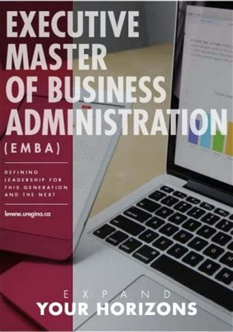 Athabasca Executive Master Of Business Administration Mba by Executive Master Of Business Administration Emba