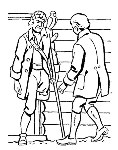 treasure island free coloring pages on art coloring pages