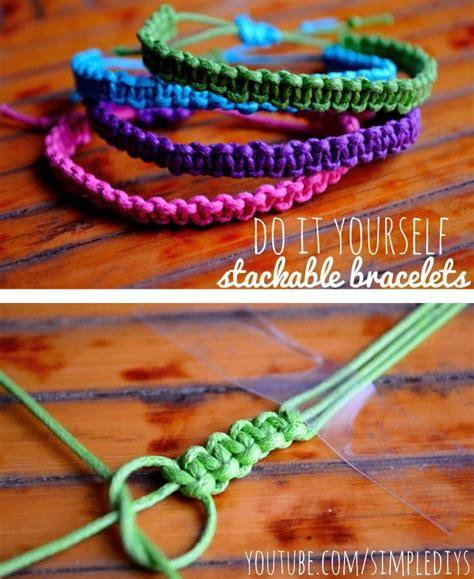 Do Be A Square With This Lola Bracelet by Best 25 Armband Ideas On Diy Bracelet