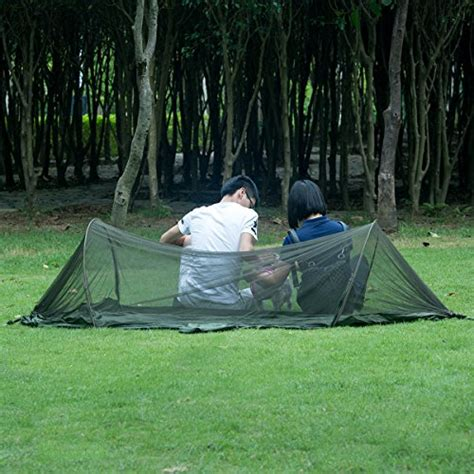 Covered Hammock For Two Isyoung Parachute Fabric Hammock With Mosquito Net Cover