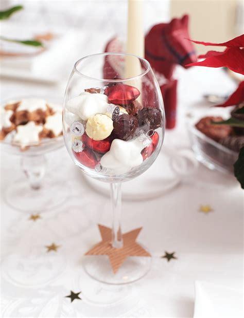 Tischdeko Weihnachten Rot by Puppenzimmer Schokoladige Tischdekoration Zu Weihnachten