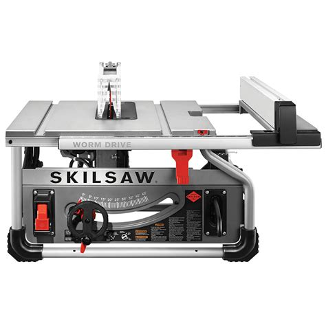 task table saw review skilsaw spt70wt 22 10 in worm drive table saw
